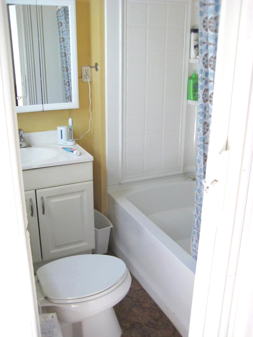T b n t m v a kh t ph ng t m ch 3m2 s a nh p trong ng for Bathroom ideas small spaces photos