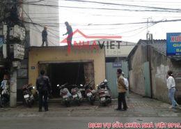 Xây sửa nhà bác Huệ số 99 Thịnh Liệt, Hoàng Mai, Hà Nội