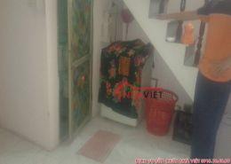 Cải tạo phòng vệ sinh, lát sàn nhựa A.Lương Ngõ 12 Nghĩa Dũng, Phúc xá, Ba Đình